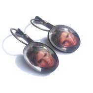 Boucles d'oreilles Mac Giver