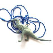 Collier dinosaure