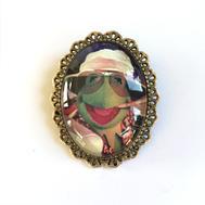 Broche Kermit la grenouille