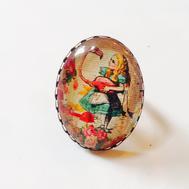 Crotte de Poule-bijoux fantaisie de créateur-créatrice de bijoux