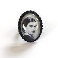 Bague Frida Kahlo